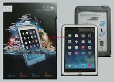 LifeProof Fre Series Case for Apple iPad Air 1st Gen. White Gray 1905-02