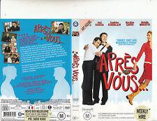 Apres Vous-2003-Daniel Auteur-France-Movie-DVD