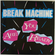 "12"" Maxi - Break Machine - Are You Ready - k5112 - washed & cleaned"