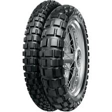 Continental Twinduro TKC80 Rear 170/60-17 Dual Sport Off Road Motorcycle Tire
