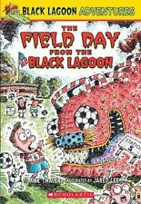 Black Lagoon Adventures The Field Day From The Black Lagoon Paperback Book Kids