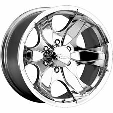 Pacer 187P Warrior 15x8 6x114.3 -19mm Polished Wheels Rims