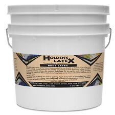 BODY LATEX LIQUID LATEX RUBBER 1 GALLON SIZE