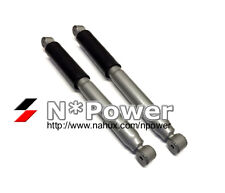"4X4 SHOCK ABSORBERS REAR PAIR 2"" LIFTS FOR SUZUKI GRAND VITARA SWB LWB JT 08/05-"