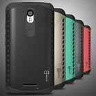 For Motorola Droid Turbo 2 / X Force / Bounce Case - Slim Grip Armor Phone Cover