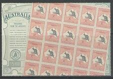AUSTRALIA SG2427 2004 TREASURES FROM THE ARCHIVES MNH