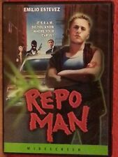 REPO MAN (DVD, 2004) OOP Like New