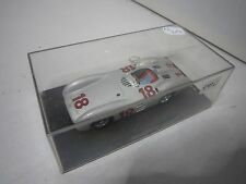 AD717 IXO 1/43 MERCEDES W 196 1954 GRAND PRIX DE FRANCE WORLD CHAMPION #18
