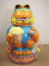 Danbury Mint Garfield Weekend Warrior Collector Stein by Jim Davis