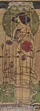 Art Nouveau Woman: Charles Rennie Mackintosh  circa 1900   Fine Art Giclee Print