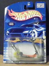 2001 FIRST EDITIONS MO' SCOOT HOT WHEELS MOC 33 OF 36