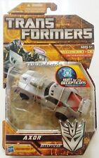TRANSFORMERS AXOR HUNT FOR THE DECEPTICONS DELUXE CLASS MISB NEW