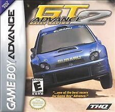 GT Advance 2: Rally Racing - Game Boy Advance GBA Game