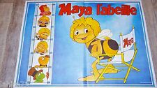 MAYA L'ABEILLE  !  affiche cinema animation , bd dessin