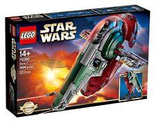 Lego 75060 Star Wars UCS Slave 1 Boba Fett Han Solo (NEW)