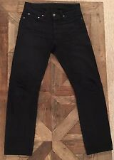 3SIXTEEN CT-120X  JEANS- SHADOW SELVEDGE - TAG SIZE 30 (ACTUAL 32)