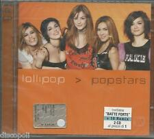 LOLLIPOP - Popstars - DOPPIO CD 2002 SIGILLATO