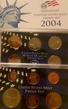 Proof coin set 2004