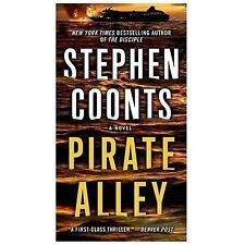 Pirate Alley: A Novel, Coonts, Stephen, 1250046416, Book, Acceptable
