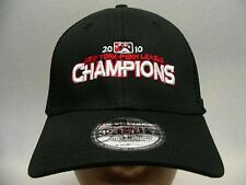 TRI-CITY VALLEY CATS - 2010 NEW YORK PENN LEAGUE CHAMPIONS - S/M BALL CAP HAT!