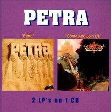 Petra/Come and Join Us by Petra (CD, Sep-2011, Wounded Bird)