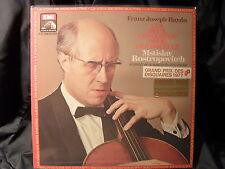 F.J. Haydn - Les Deux Concertos Pour Violoncelle / Rostropovitch