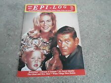 #23 EPI-LOG television magazine ( UNREAD - NO LABEL) BEWITCHED