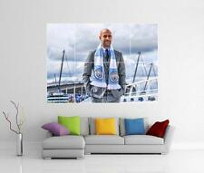 PEP GUARDIOLA MANCHESTER CITY WALL ART PHOTO PRINT POSTER