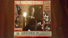 Rolling Stones - Live in Hamburg 1965 LTD BOX SET - 5 LP+3 CD - New = Sealed