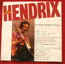 NM 1984 VINYL LP - Jimi Hendrix ‎– In The Beginning... - PREMIER CBR 1031
