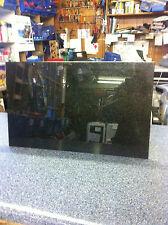 BLACK GLASS SPLASHBACK IDEAL BATHROOMS (610mm )