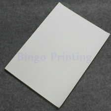 Waterproof Sticker Polymer Paper Synthetic Paper Blank Sticker For Laser Printer