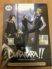Durarara !! (episode 1 - 25 end) + Special + English Dubbed DVD