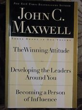 The Winning Attitude/Developing the Leaders around You/Becoming a Person of, f2
