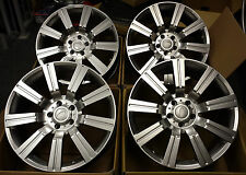 "20"" STORMER ALLOY WHEELS & TYRES RANGE ROVER SPORT VOUGE DISCOVERY 3"
