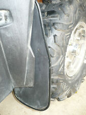 Polaris RZR-S  / RZR 4 Mud Flaps / Mud Guards / Fender Flair Extenders FRONT ONL
