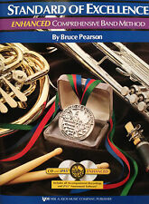STANDARD OF EXCELLENCE ENHANCED W/CD TRUMPET BOOK 2