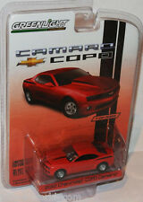 Greenlight Copo Camaro - 2012 CHEVY COPO CAMARO - red 1:64 lim.Ed.