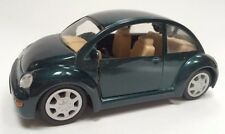 Volkswagen Bug Hatchback Dark Green Sun Star