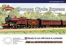 30-170 Bachmann Thames Clyde Express 00 Gauge Model Train Set DCC Ready New UK