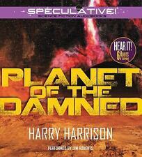 Planet of the Damned by Harry Harrison (2013, CD, Unabridged)