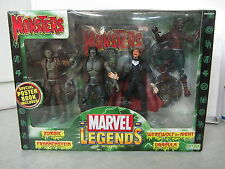 Marvel Legends Monsters Action Figure Box Set of 4 Figures Toy Biz 2006
