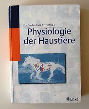 Physiologie der Haustiere von Wolfgang von Engelhardt, Gerhard Breves