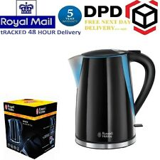 Russell Hobbs 21400 Electric Jug Kettle Black 1.7L Rapid Fast Quick Boil 3KW