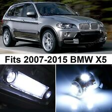20 x Premium Xenon White LED Lights Interior Package Upgrade for BMW X5