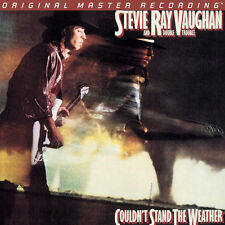 MOFI 2075 | Stevie Ray Vaughan - Couldn't Stand The Weather MFSL SACD NEU