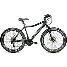 "Mongoose Men's 29"" Mountain Bike Aluminum Frame Bicycle Shimano Full Suspension"
