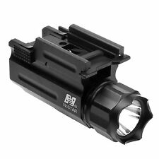 Pistol Flashlight For Smith and Wesson SD9VE SD40VE Sig P220 P226 P229 P320 NEW