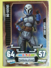 Force Attax Star Wars Serie 3 (2012), Bo-Katan (208), Star-Karten