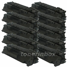 10 Pack CE505A 05A Toner Cartridge for HP Laserjet P2035 P2035n P2055 P2055dn